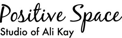 Positive Space - Studio of Ali Kay