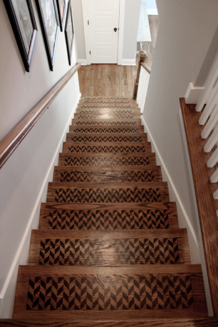 stenciled-steps