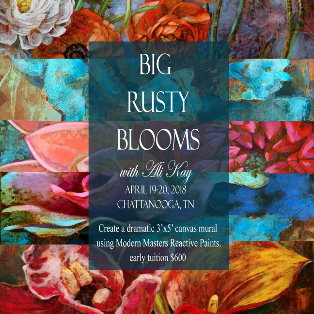 Big Rusty Blooms ad 1-23-18