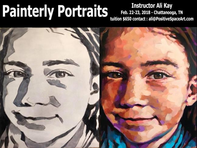 Portrait class ad 1-20-18